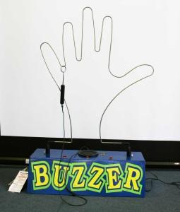 Buzzer hand full 1