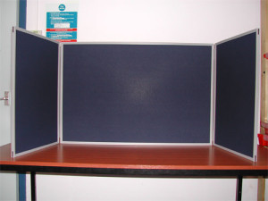 table top exhibition boards