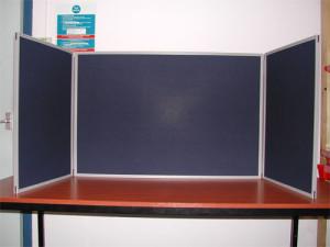 table top exhibition boards